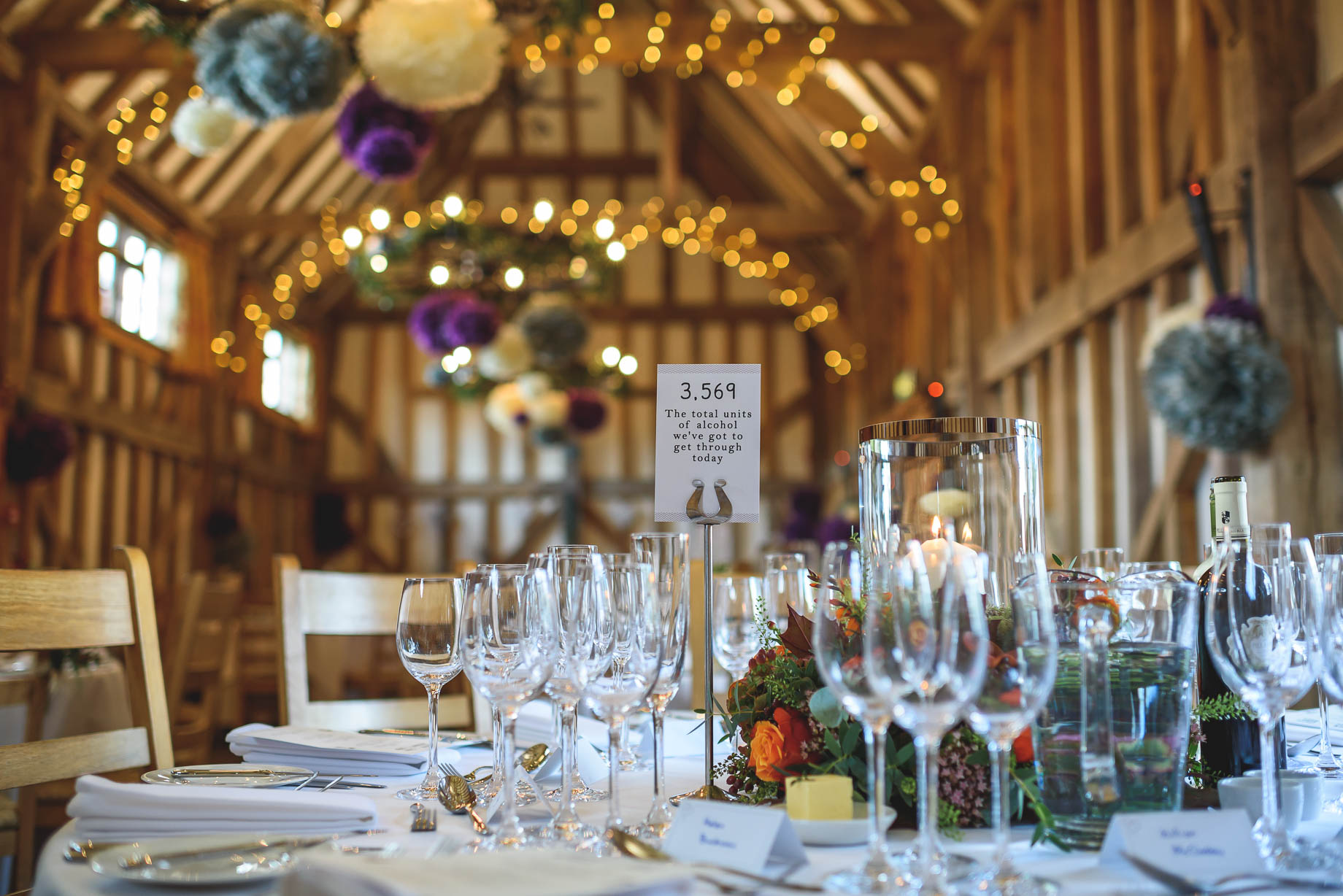 Gate Street Barn wedding photography - Guy Collier - Claire and Andy (118 of 192)