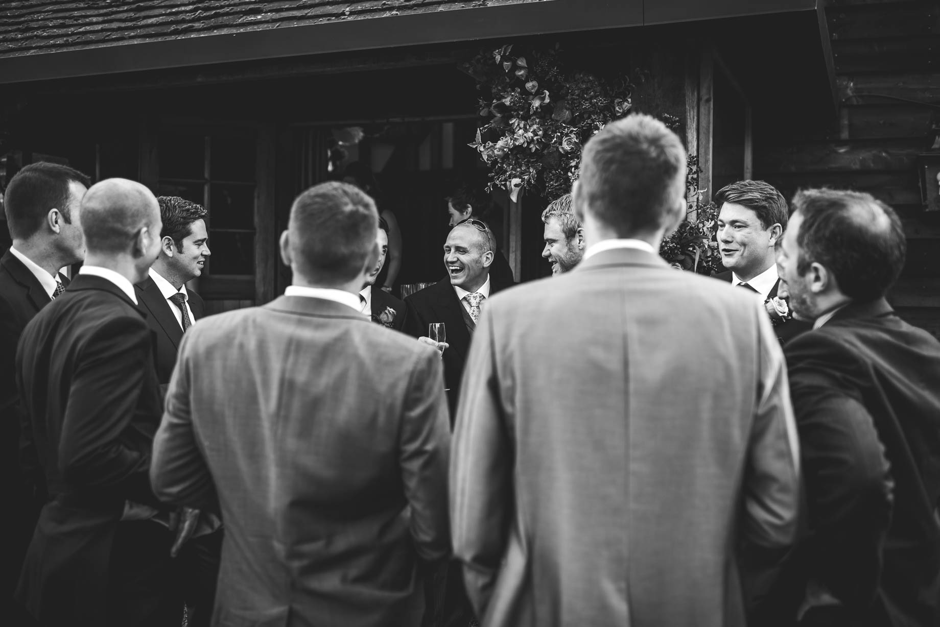 Gate Street Barn wedding photography - Guy Collier - Claire and Andy (120 of 192)