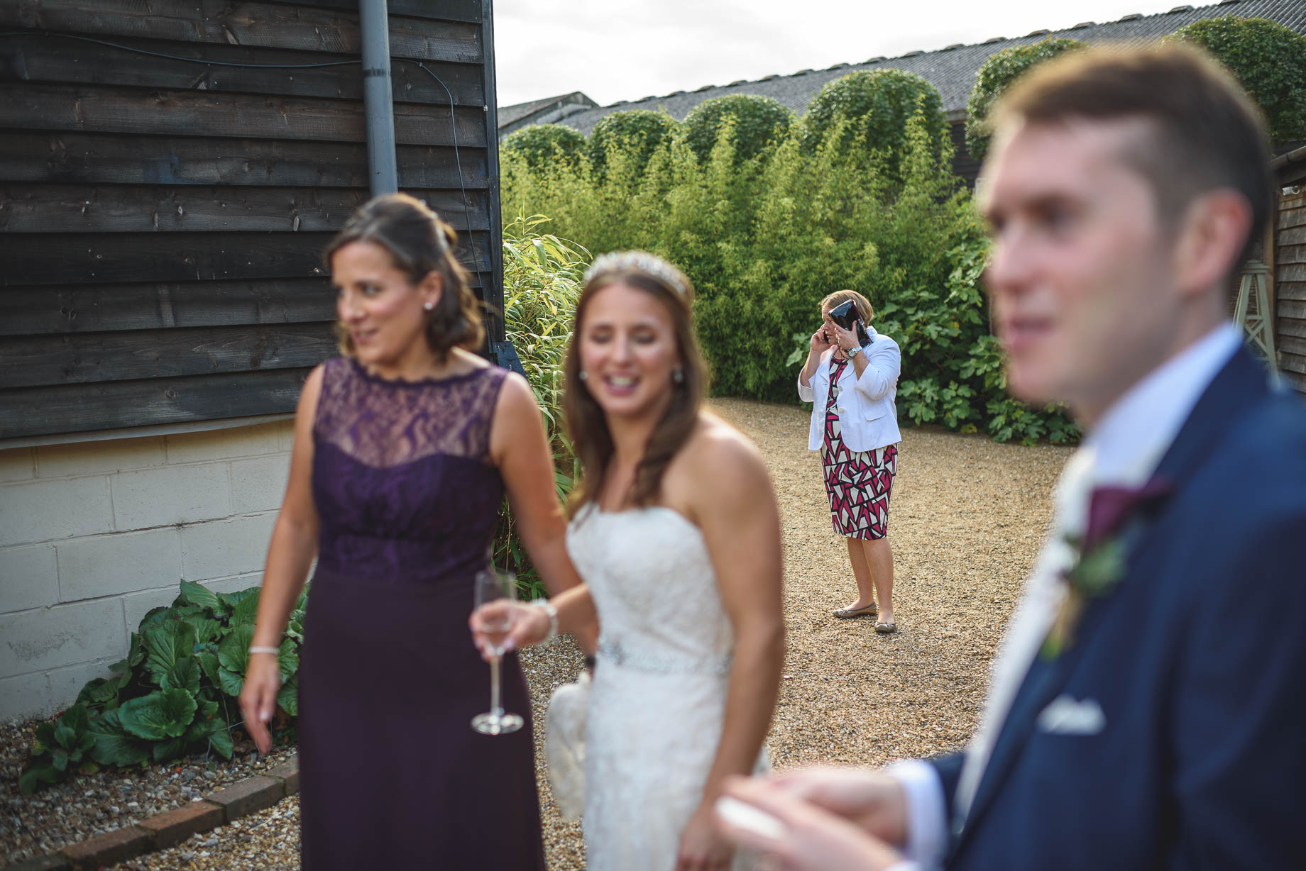 Gate Street Barn wedding photography - Guy Collier - Claire and Andy (123 of 192)