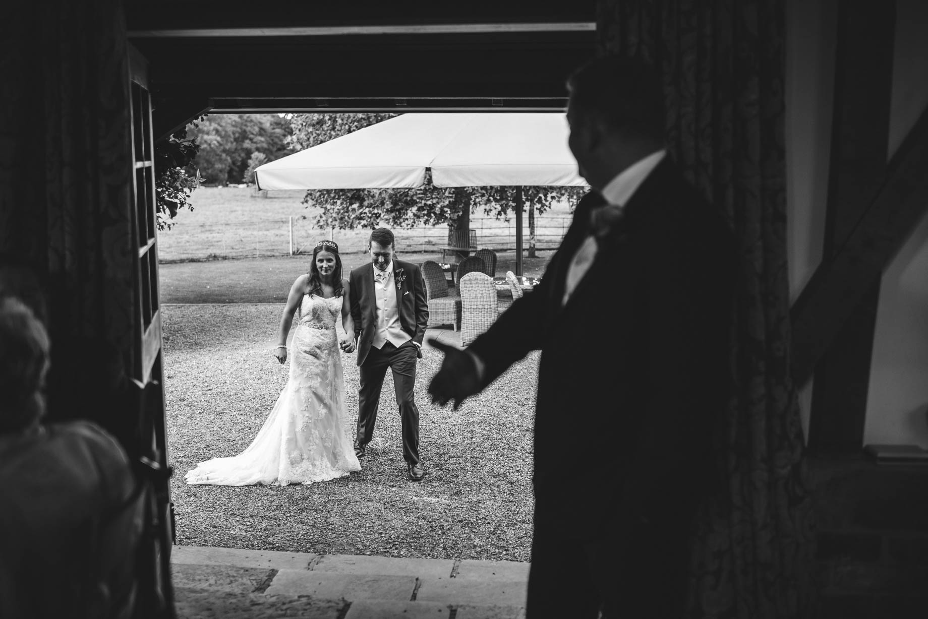 Gate Street Barn wedding photography - Guy Collier - Claire and Andy (124 of 192)