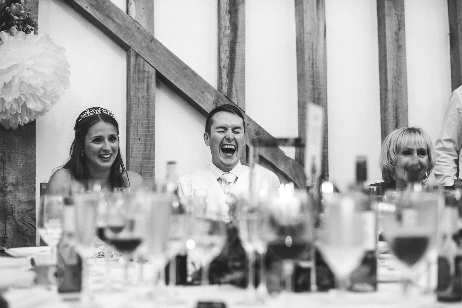 Gate Street Barn wedding photography - Guy Collier - Claire and Andy (132 of 192)