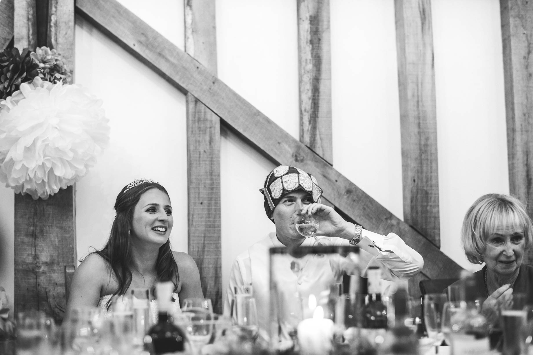 Gate Street Barn wedding photography - Guy Collier - Claire and Andy (145 of 192)