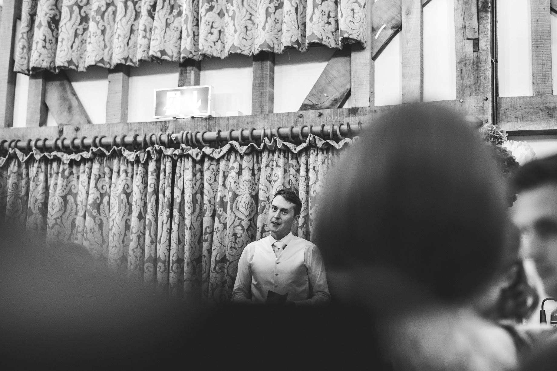 Gate Street Barn wedding photography - Guy Collier - Claire and Andy (150 of 192)