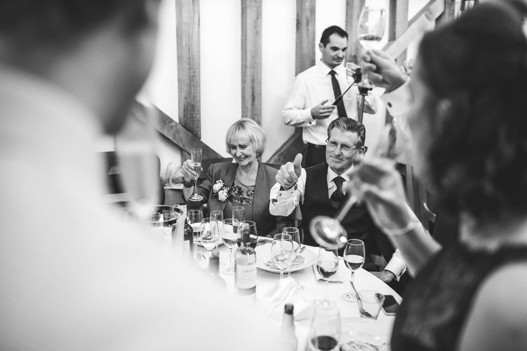 Gate Street Barn wedding photography - Guy Collier - Claire and Andy (152 of 192)