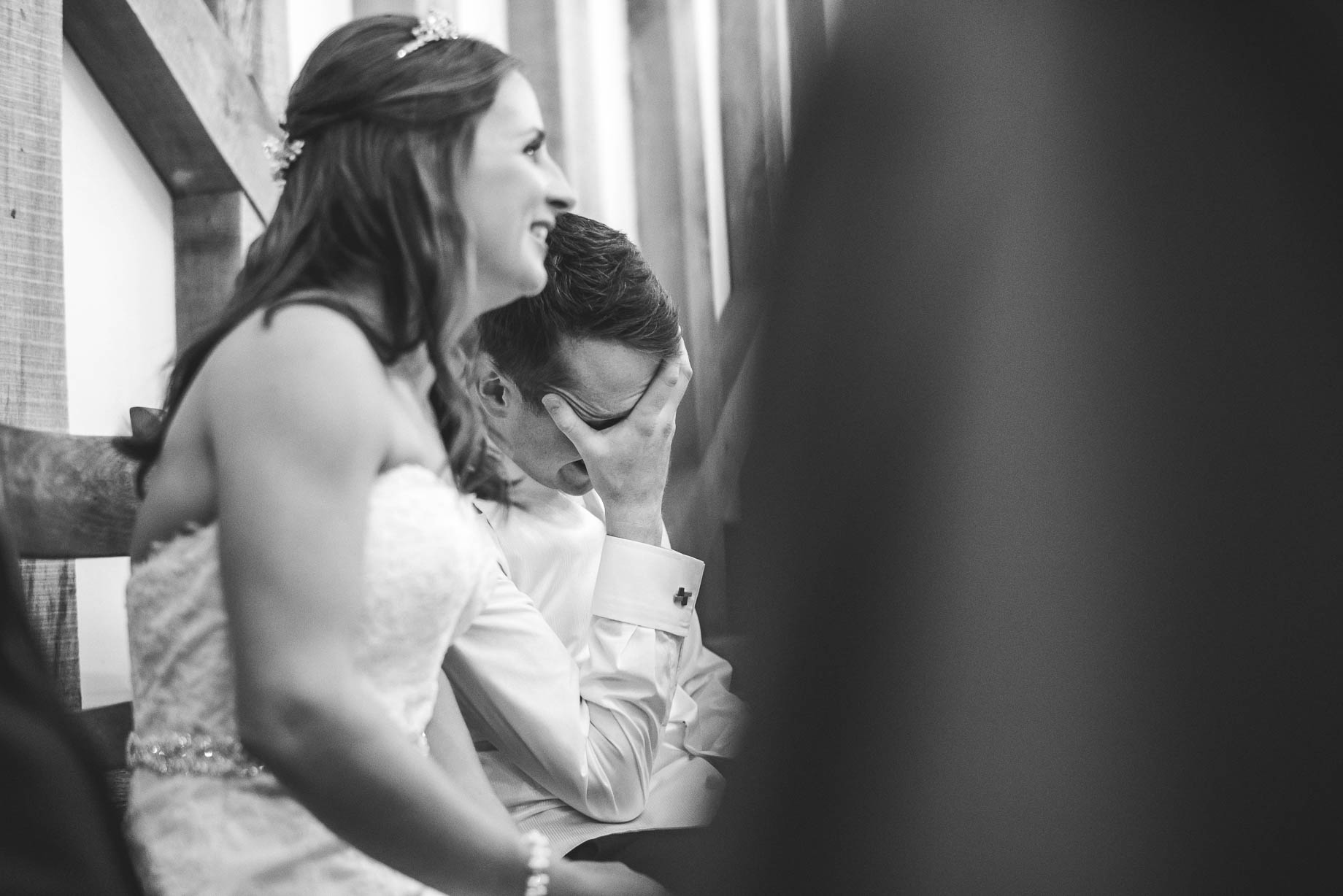 Gate Street Barn wedding photography - Guy Collier - Claire and Andy (156 of 192)