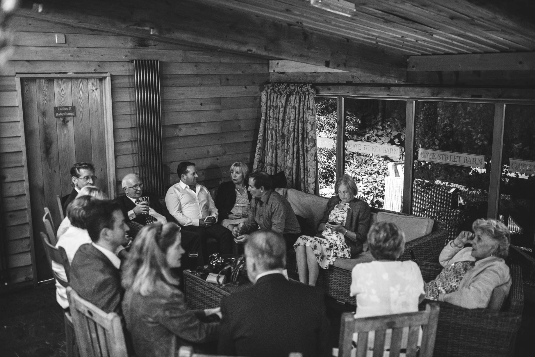 Gate Street Barn wedding photography - Guy Collier - Claire and Andy (179 of 192)