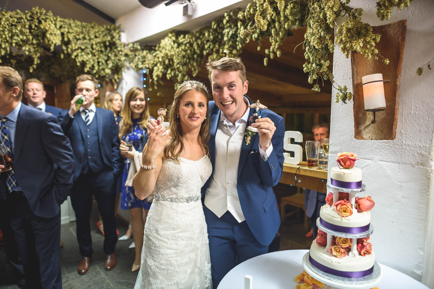 Gate Street Barn wedding photography - Guy Collier - Claire and Andy (180 of 192)
