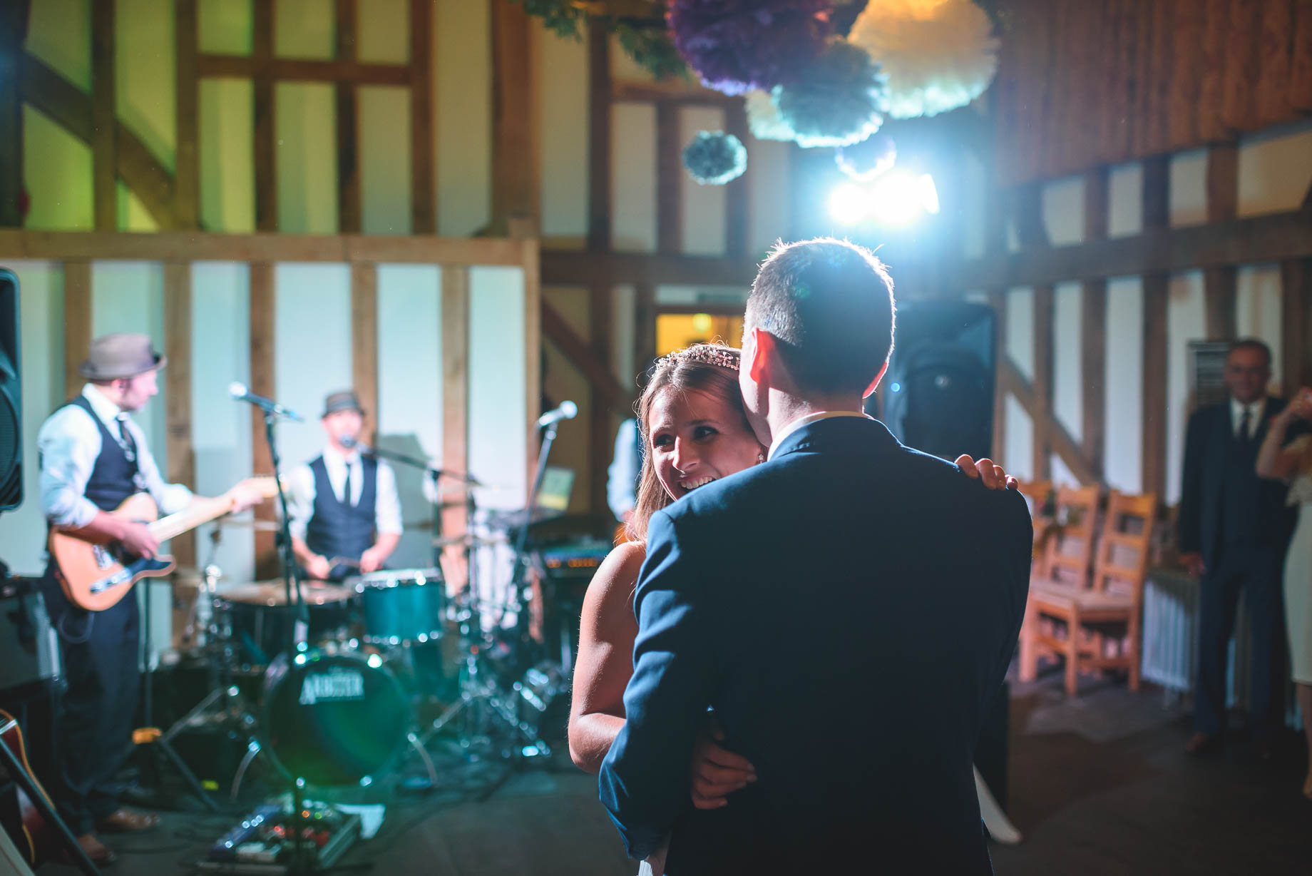Gate Street Barn wedding photography - Guy Collier - Claire and Andy (181 of 192)