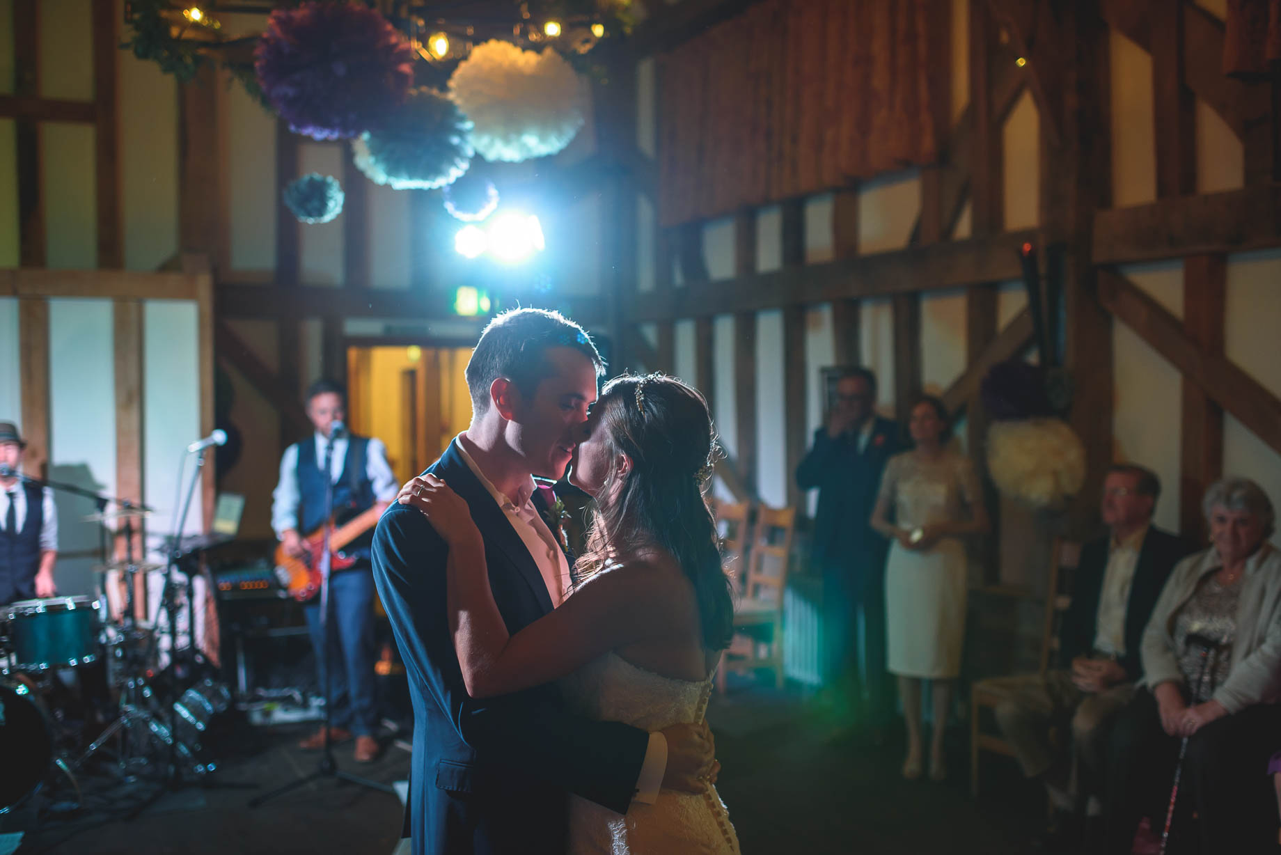 Gate Street Barn wedding photography - Guy Collier - Claire and Andy (182 of 192)