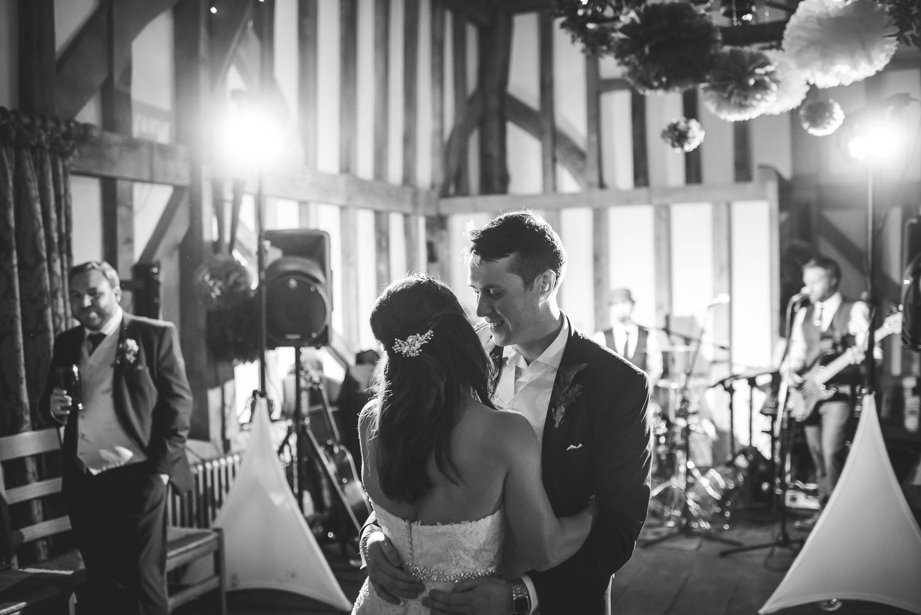 Gate Street Barn wedding photography - Guy Collier - Claire and Andy (183 of 192)