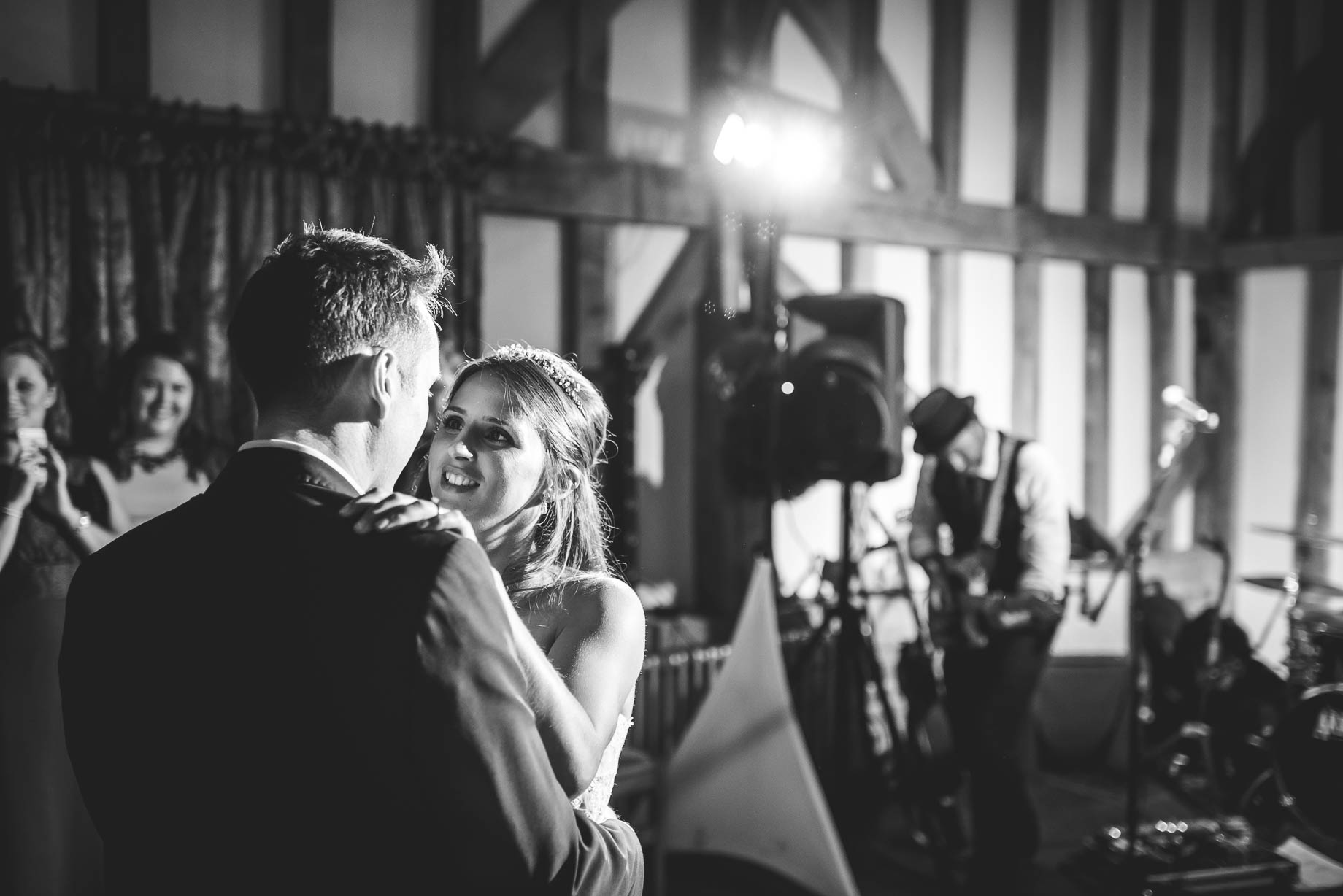 Gate Street Barn wedding photography - Guy Collier - Claire and Andy (184 of 192)