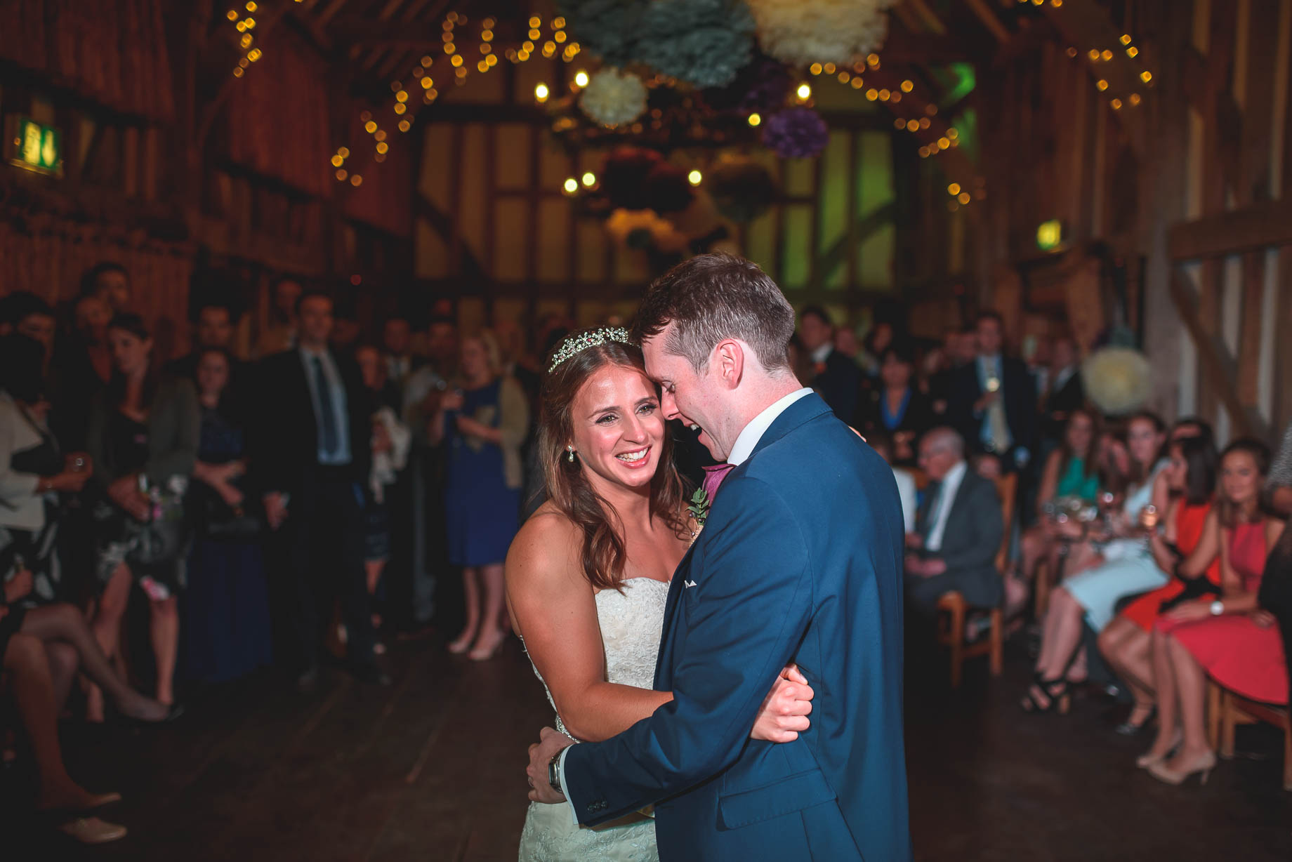 Gate Street Barn wedding photography - Guy Collier - Claire and Andy (188 of 192)