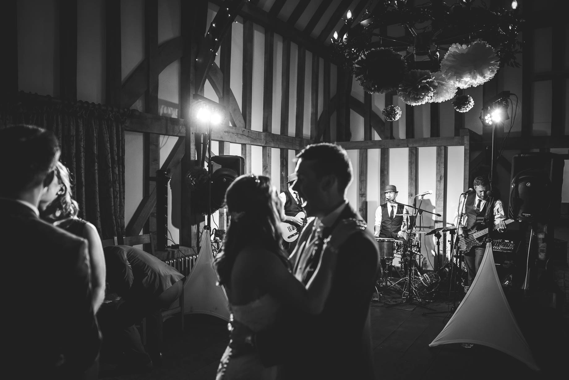 Gate Street Barn wedding photography - Guy Collier - Claire and Andy (190 of 192)