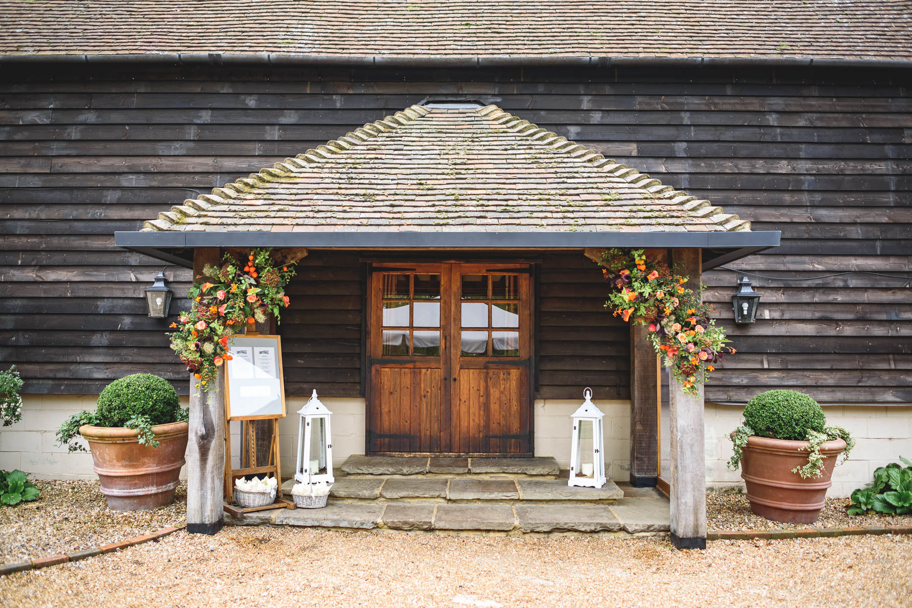 Gate Street Barn wedding photography - Guy Collier - Claire and Andy (4 of 192)