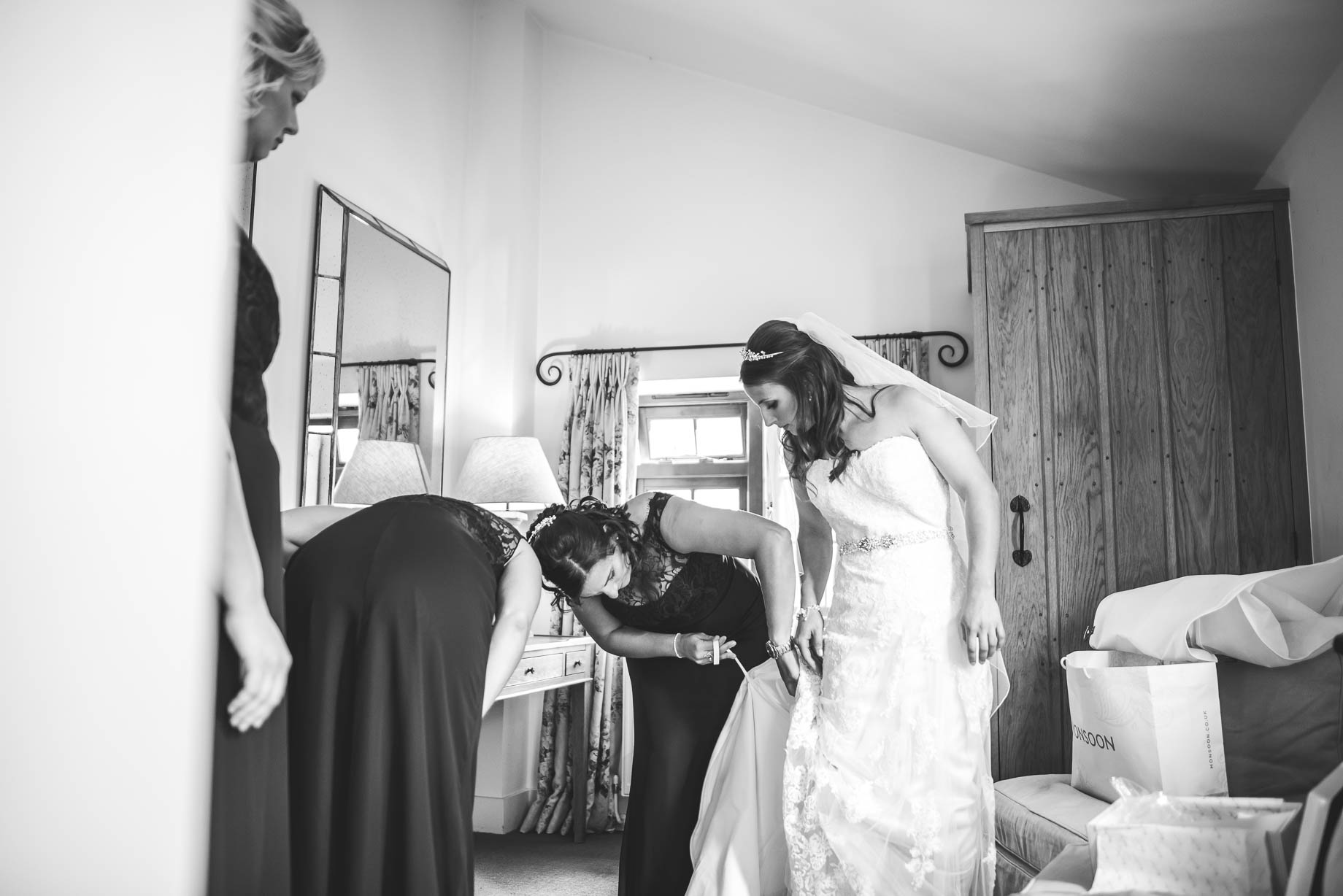 Gate Street Barn wedding photography - Guy Collier - Claire and Andy (44 of 192)