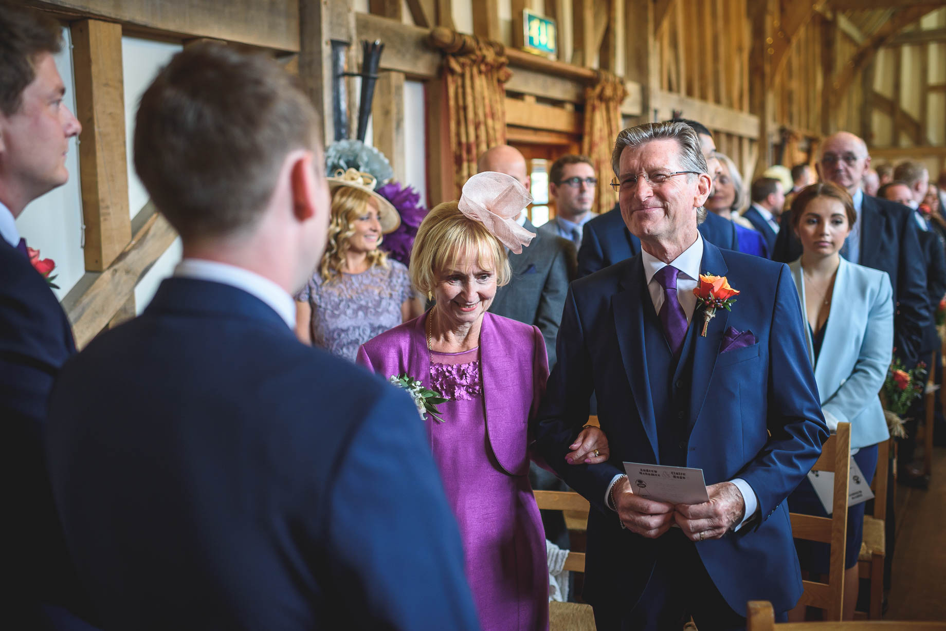Gate Street Barn wedding photography - Guy Collier - Claire and Andy (50 of 192)