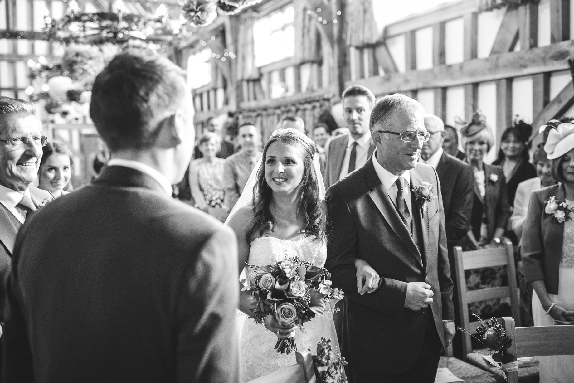 Gate Street Barn wedding photography - Guy Collier - Claire and Andy (52 of 192)