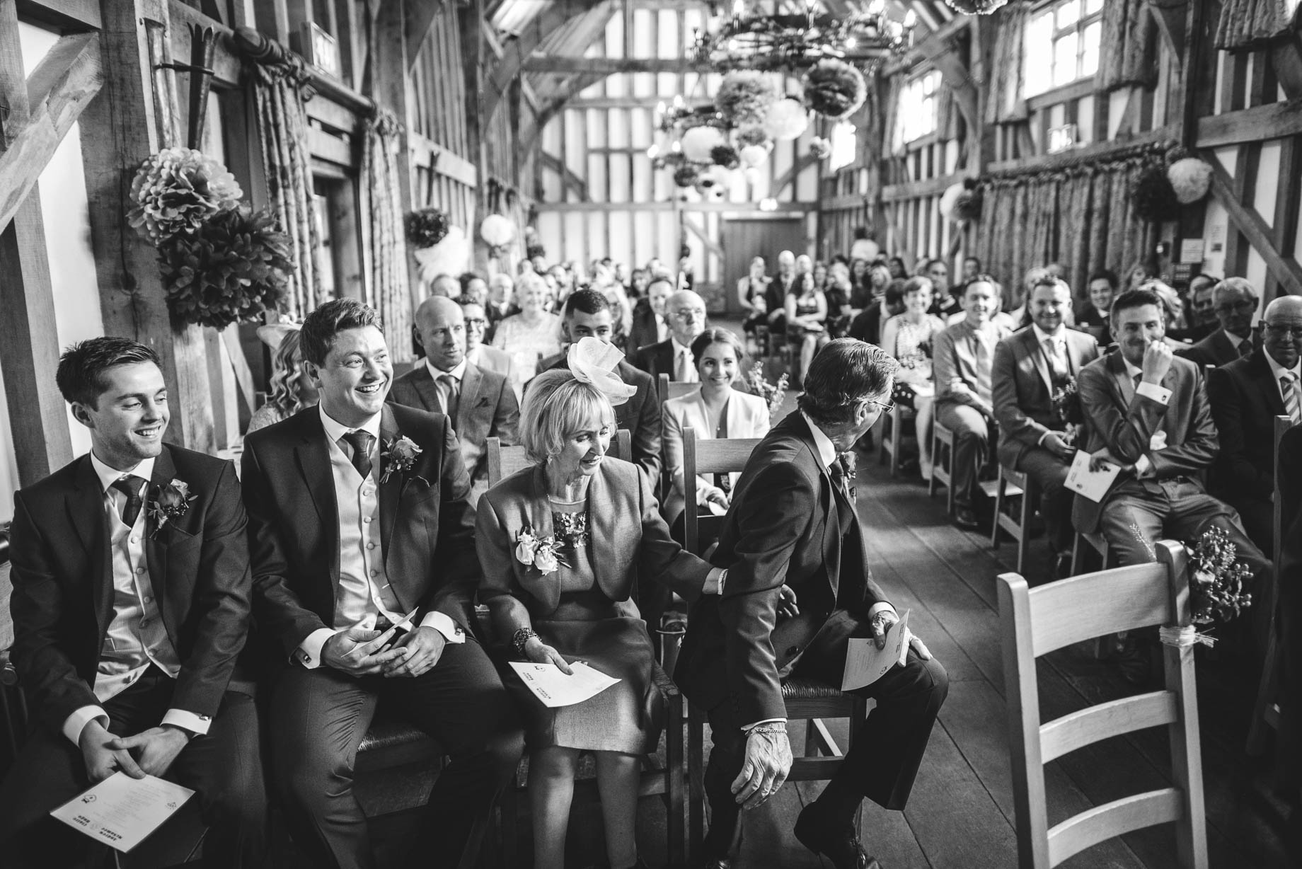 Gate Street Barn wedding photography - Guy Collier - Claire and Andy (55 of 192)