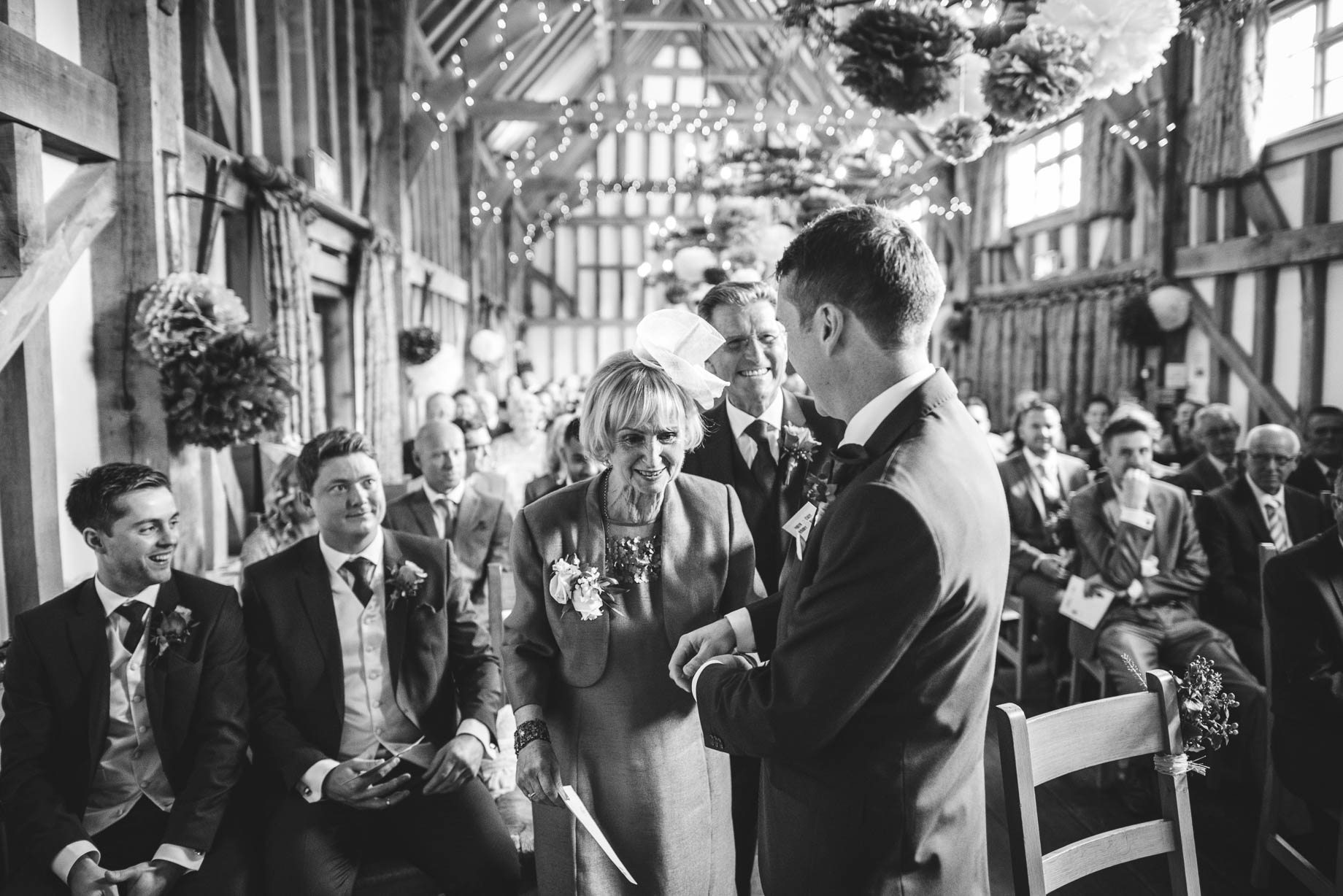 Gate Street Barn wedding photography - Guy Collier - Claire and Andy (56 of 192)