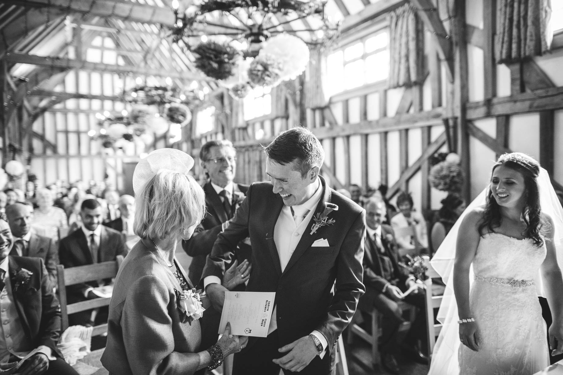 Gate Street Barn wedding photography - Guy Collier - Claire and Andy (57 of 192)