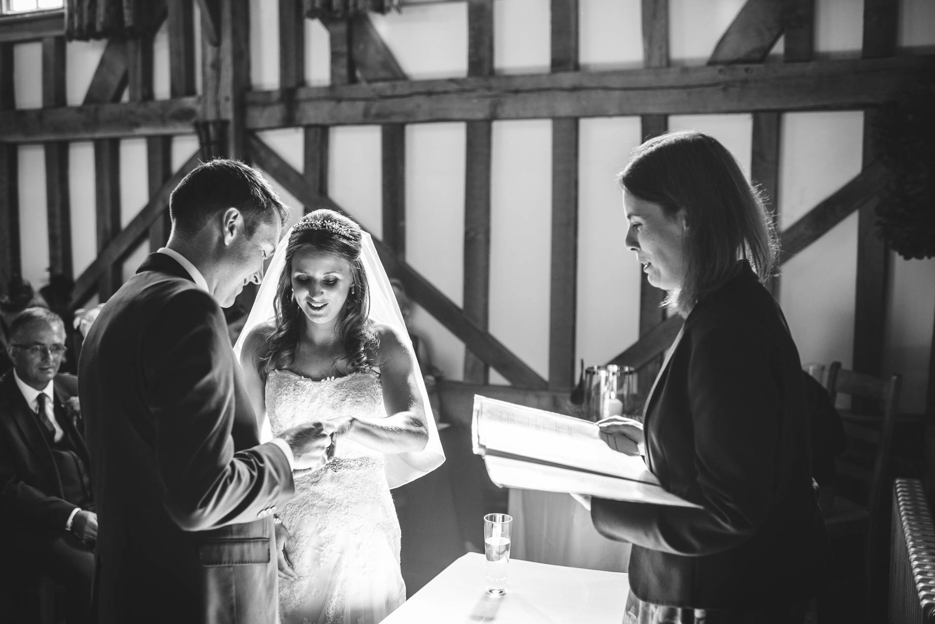 Gate Street Barn wedding photography - Guy Collier - Claire and Andy (59 of 192)