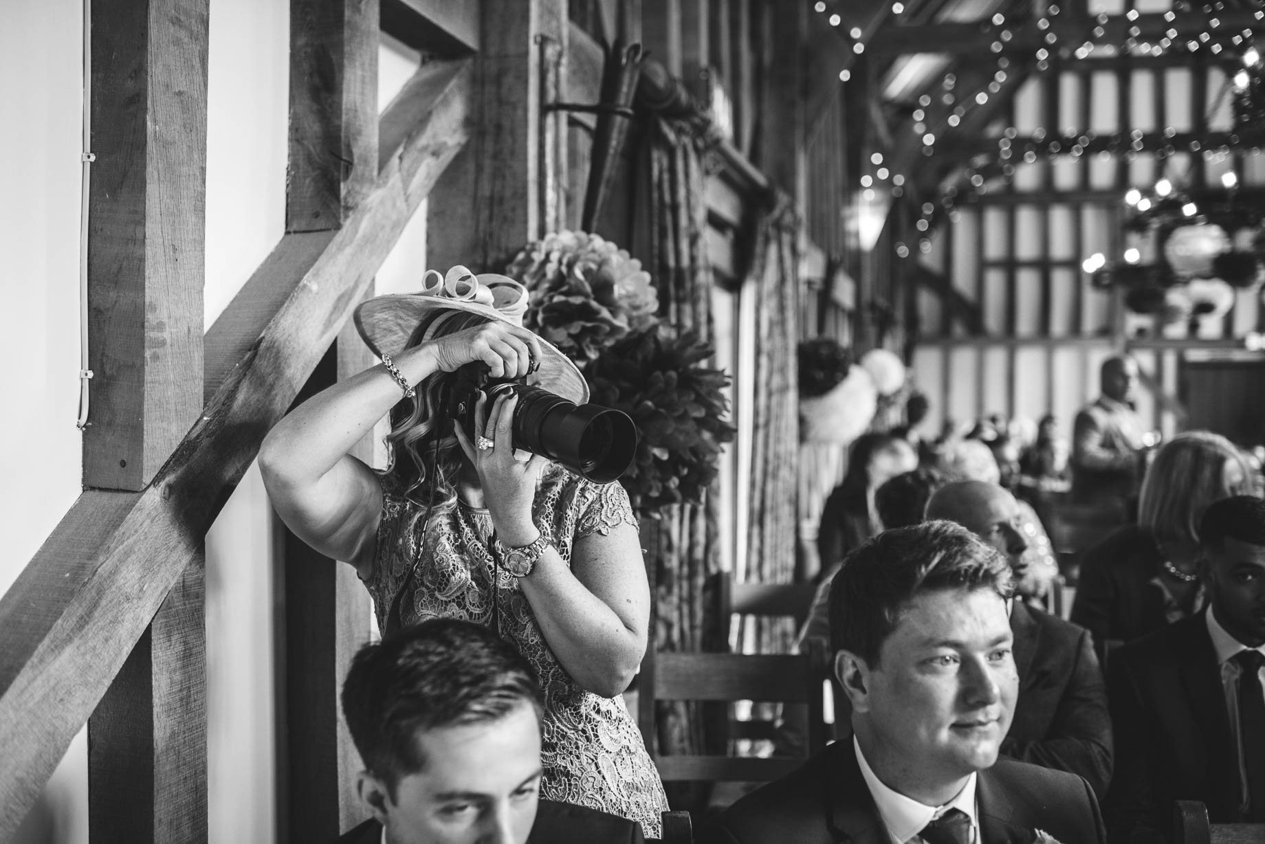 Gate Street Barn wedding photography - Guy Collier - Claire and Andy (61 of 192)