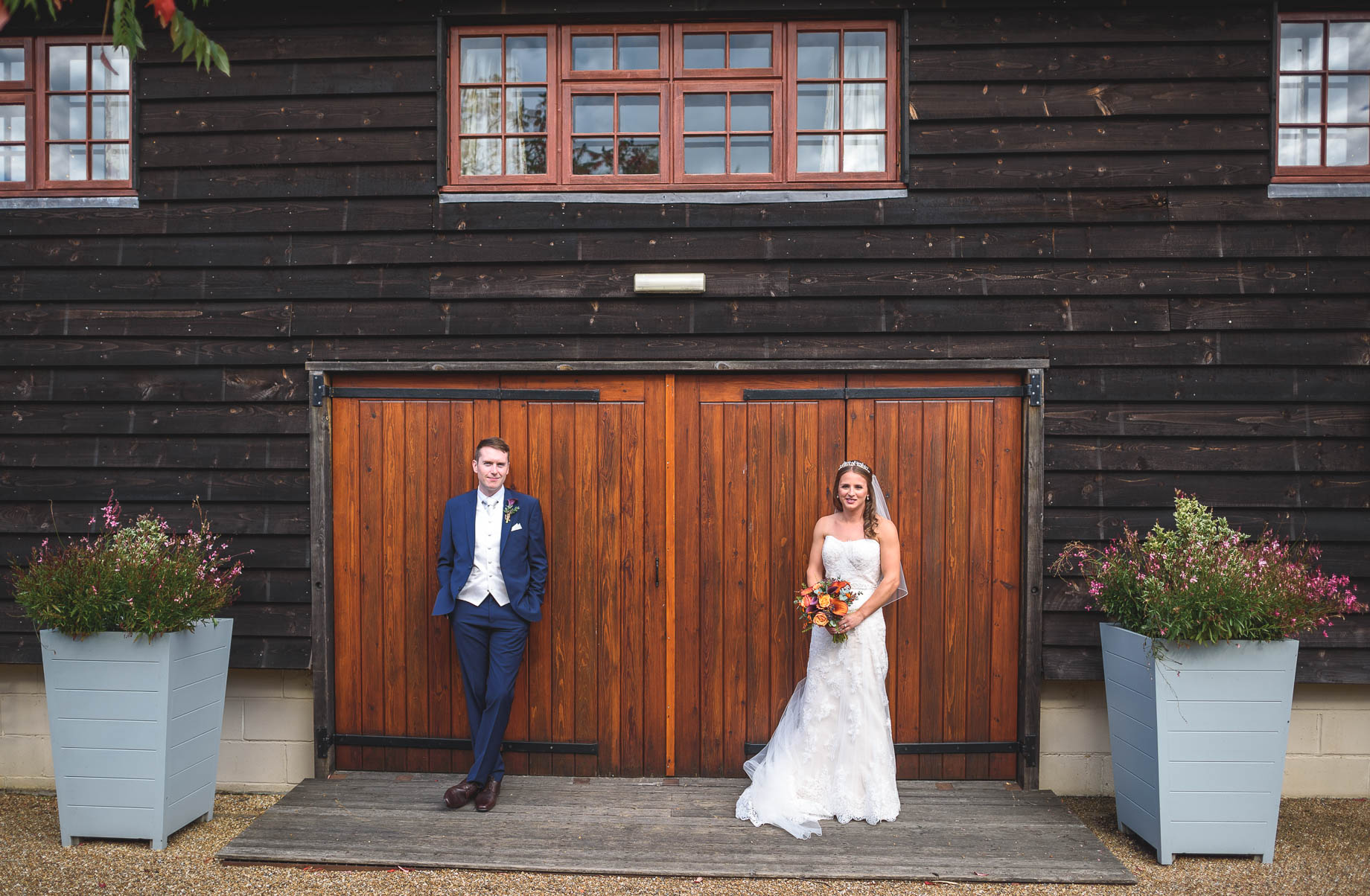 Gate Street Barn wedding photography - Guy Collier - Claire and Andy (68 of 192)