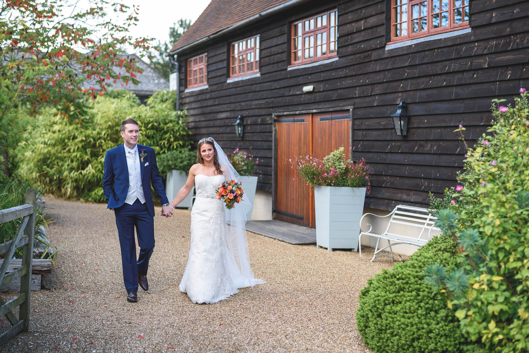 Gate Street Barn wedding photography - Guy Collier - Claire and Andy (69 of 192)