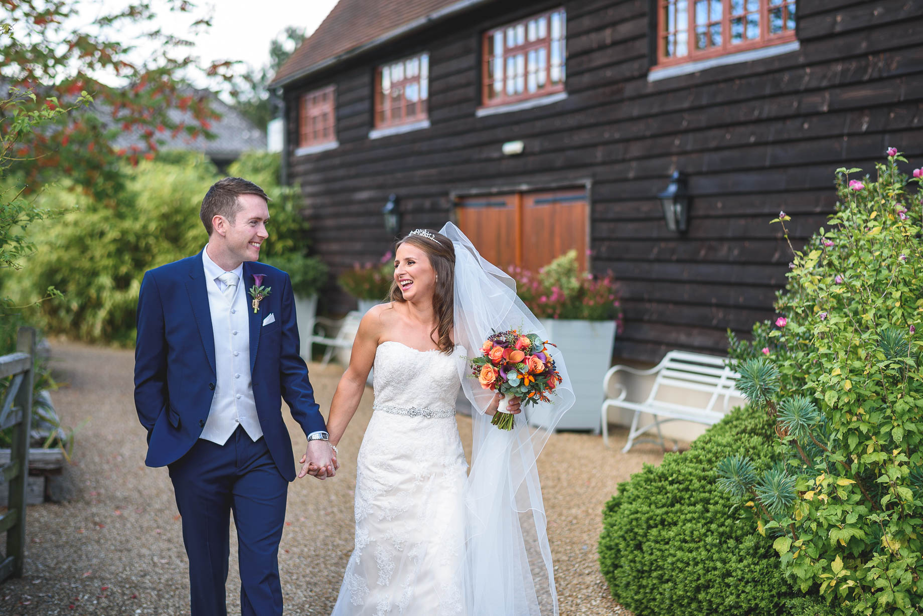 Gate Street Barn wedding photography - Guy Collier - Claire and Andy (70 of 192)