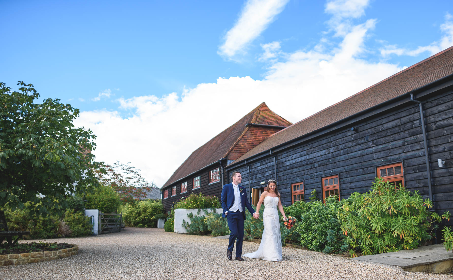 Gate Street Barn wedding photography - Guy Collier - Claire and Andy (71 of 192)
