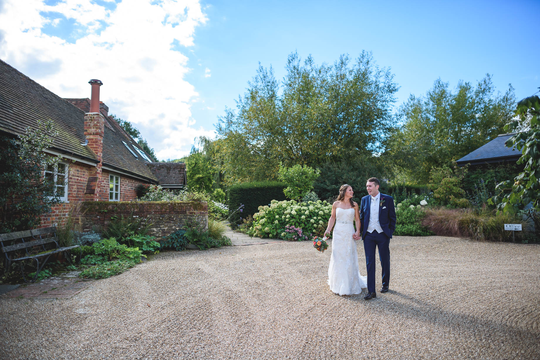 Gate Street Barn wedding photography - Guy Collier - Claire and Andy (73 of 192)