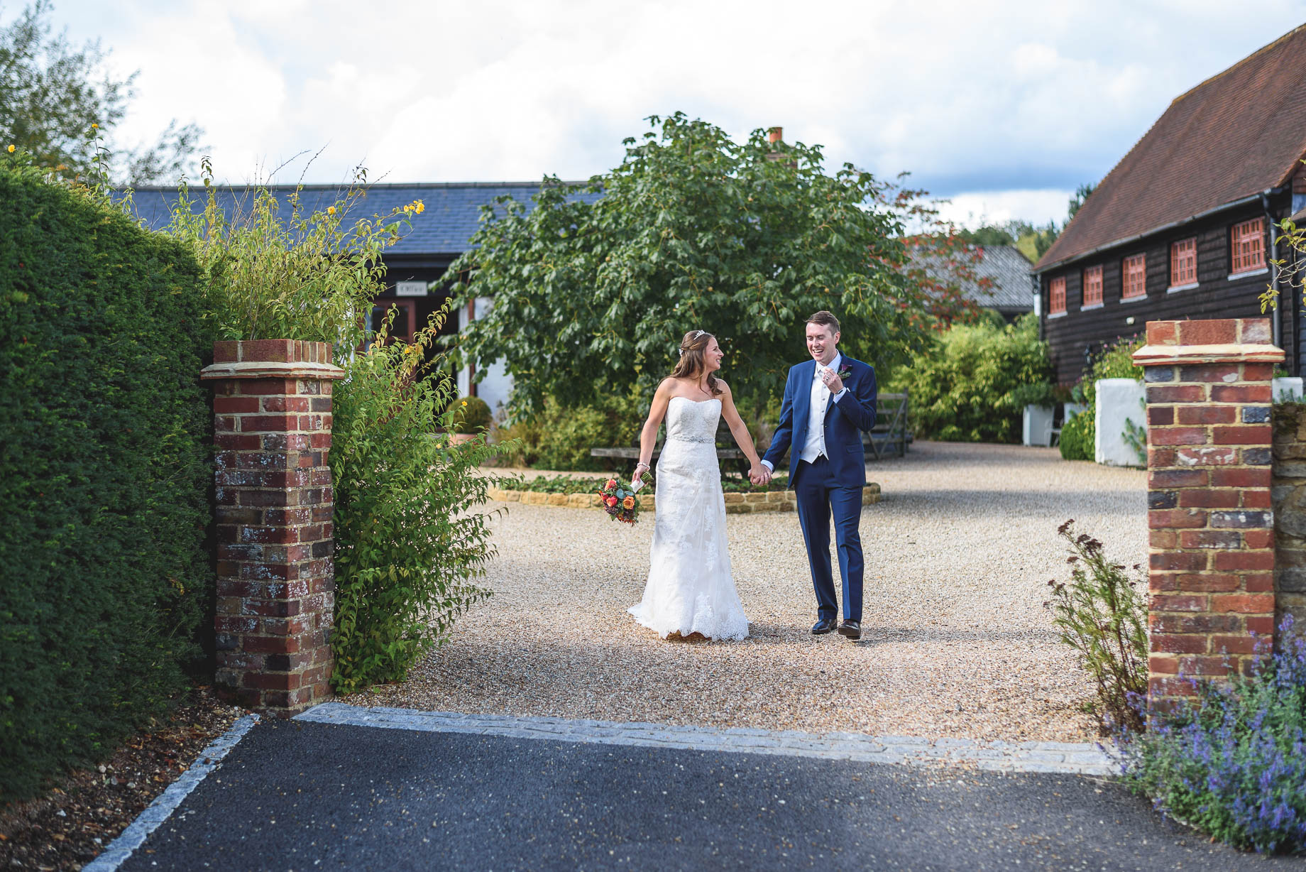 Gate Street Barn wedding photography - Guy Collier - Claire and Andy (74 of 192)