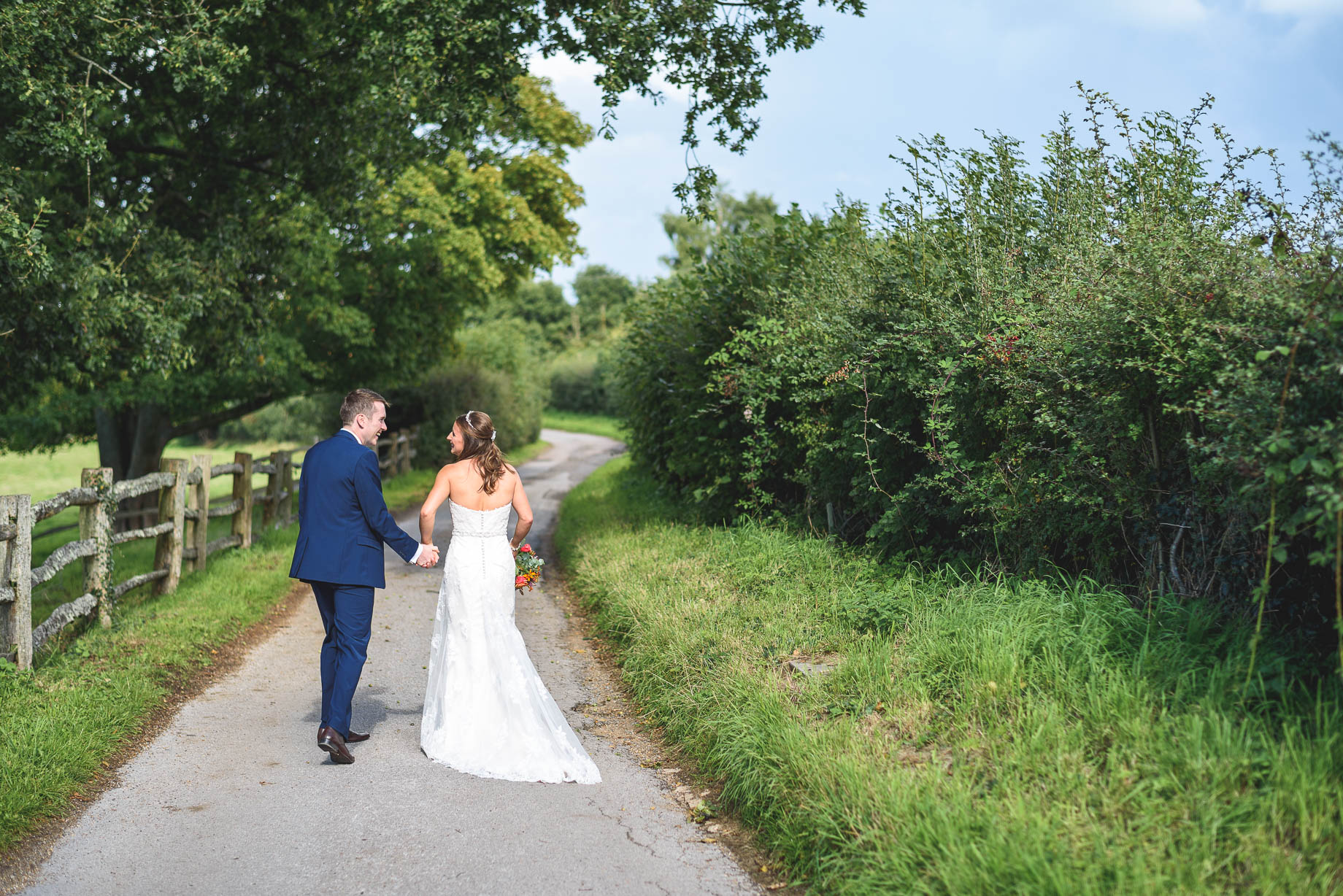 Gate Street Barn wedding photography - Guy Collier - Claire and Andy (78 of 192)