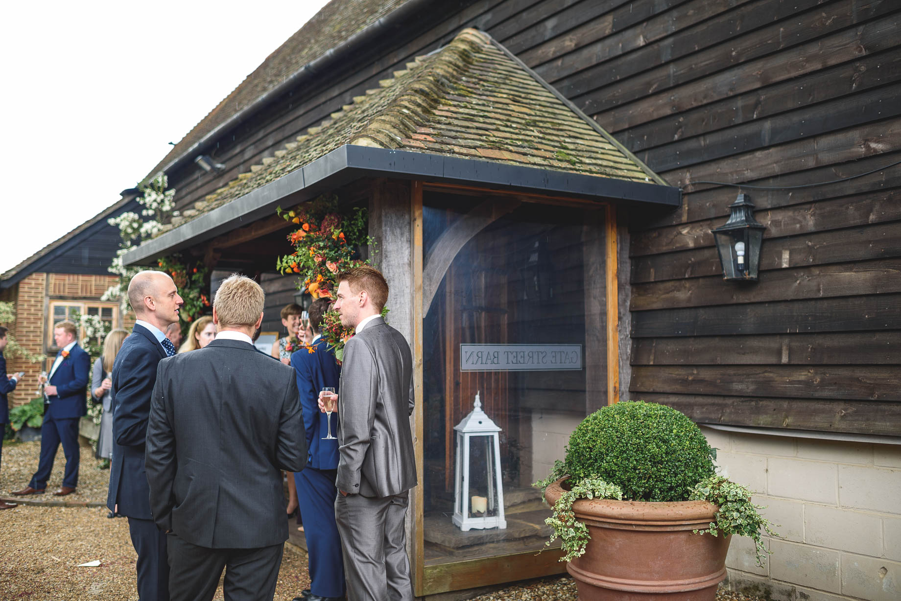 Gate Street Barn wedding photography - Guy Collier - Claire and Andy (90 of 192)