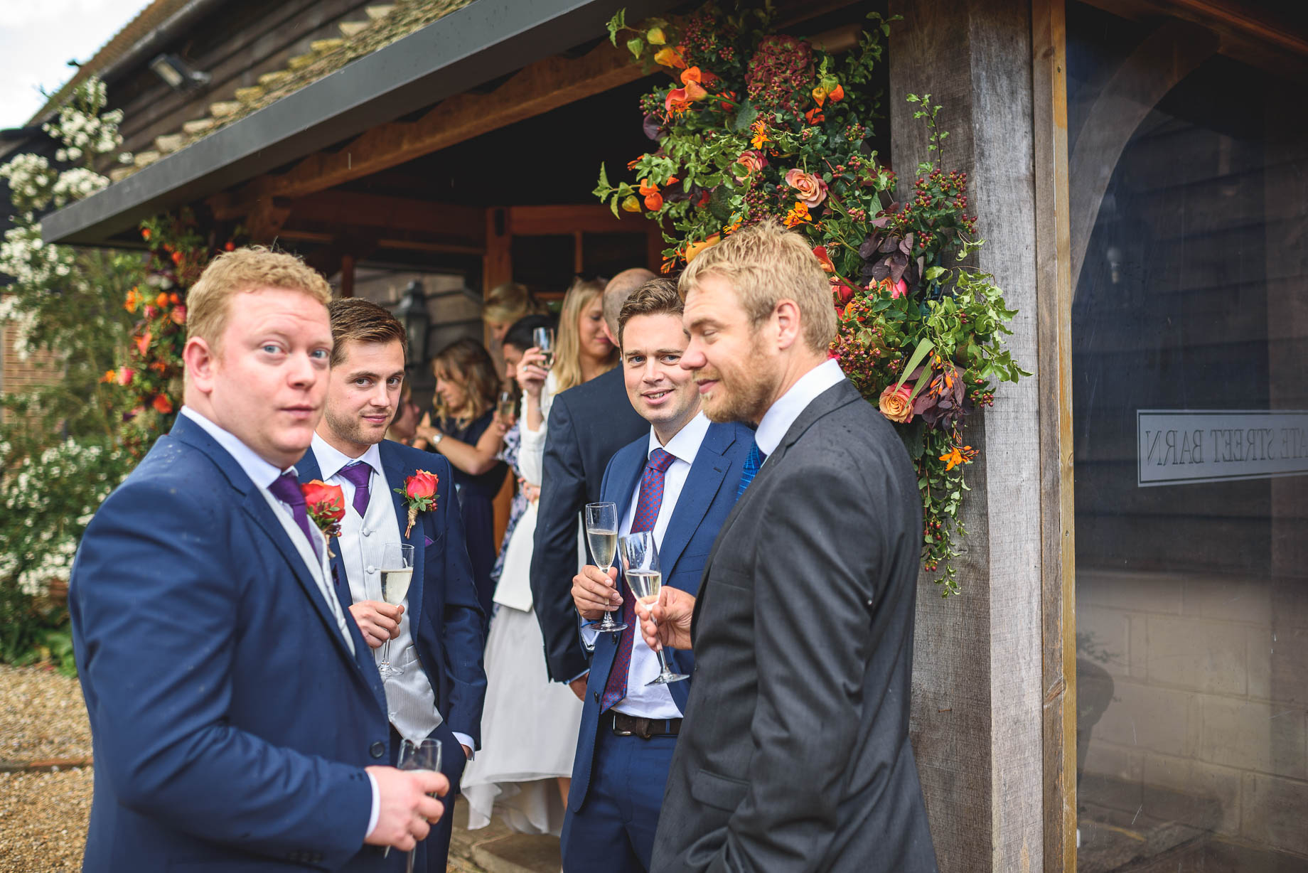 Gate Street Barn wedding photography - Guy Collier - Claire and Andy (97 of 192)