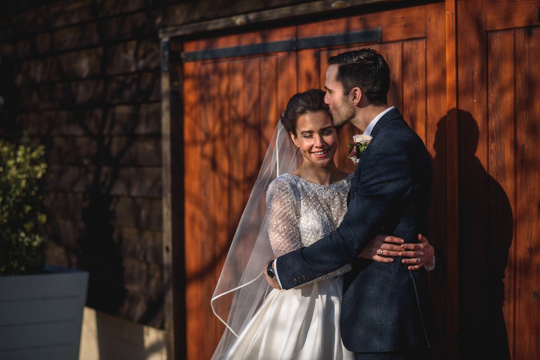 Gate Street Barn wedding photography - Aubrey + Joe