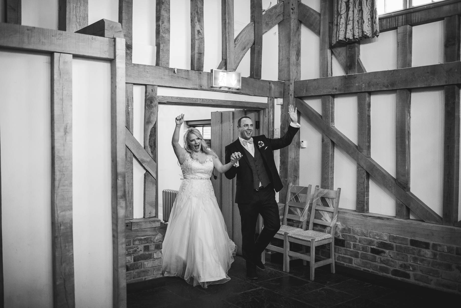 Gate Street Barn wedding photography - Guy Collier Photography - Camilla and Dave