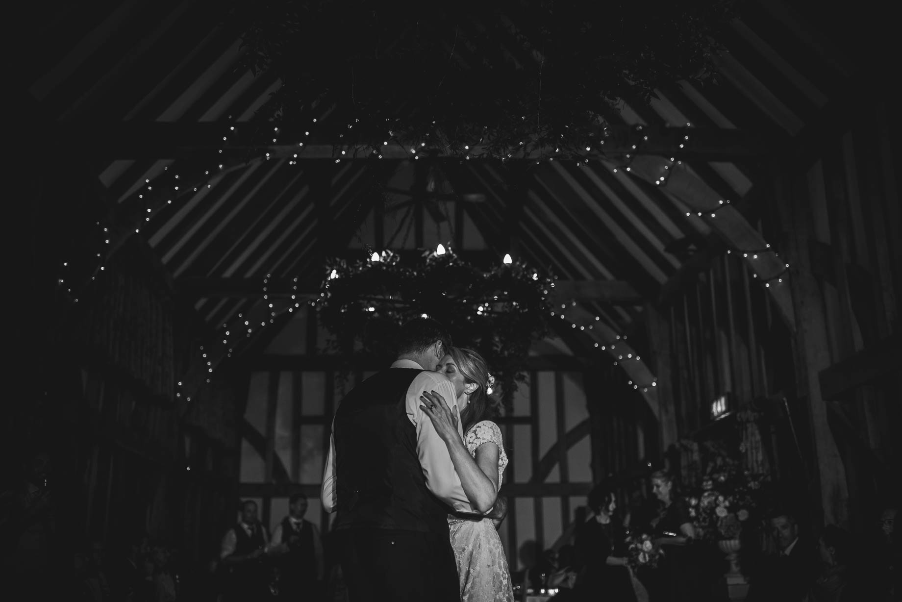 Gate Street Barn wedding photography - Helene + Richard