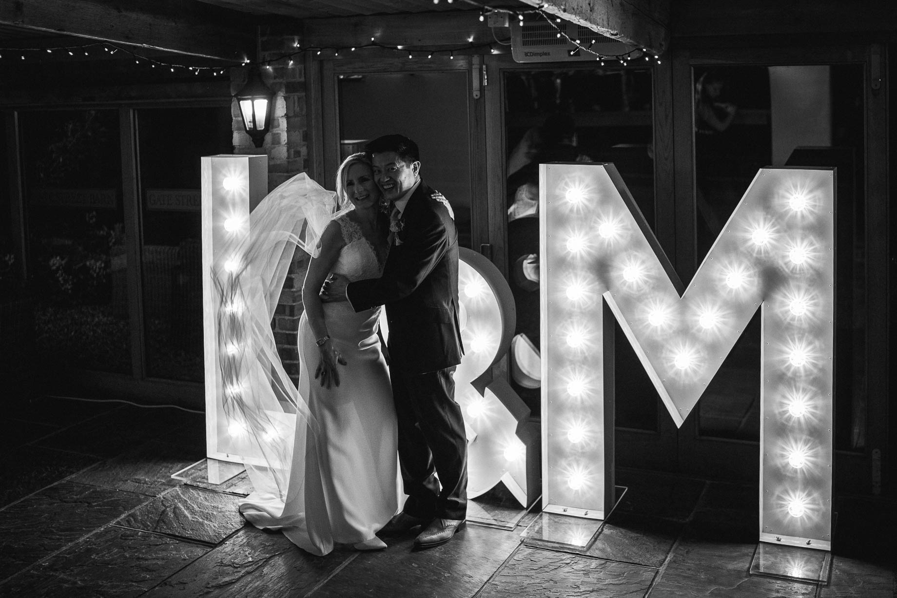 Gate Street Barn wedding photography - Marie + Leo