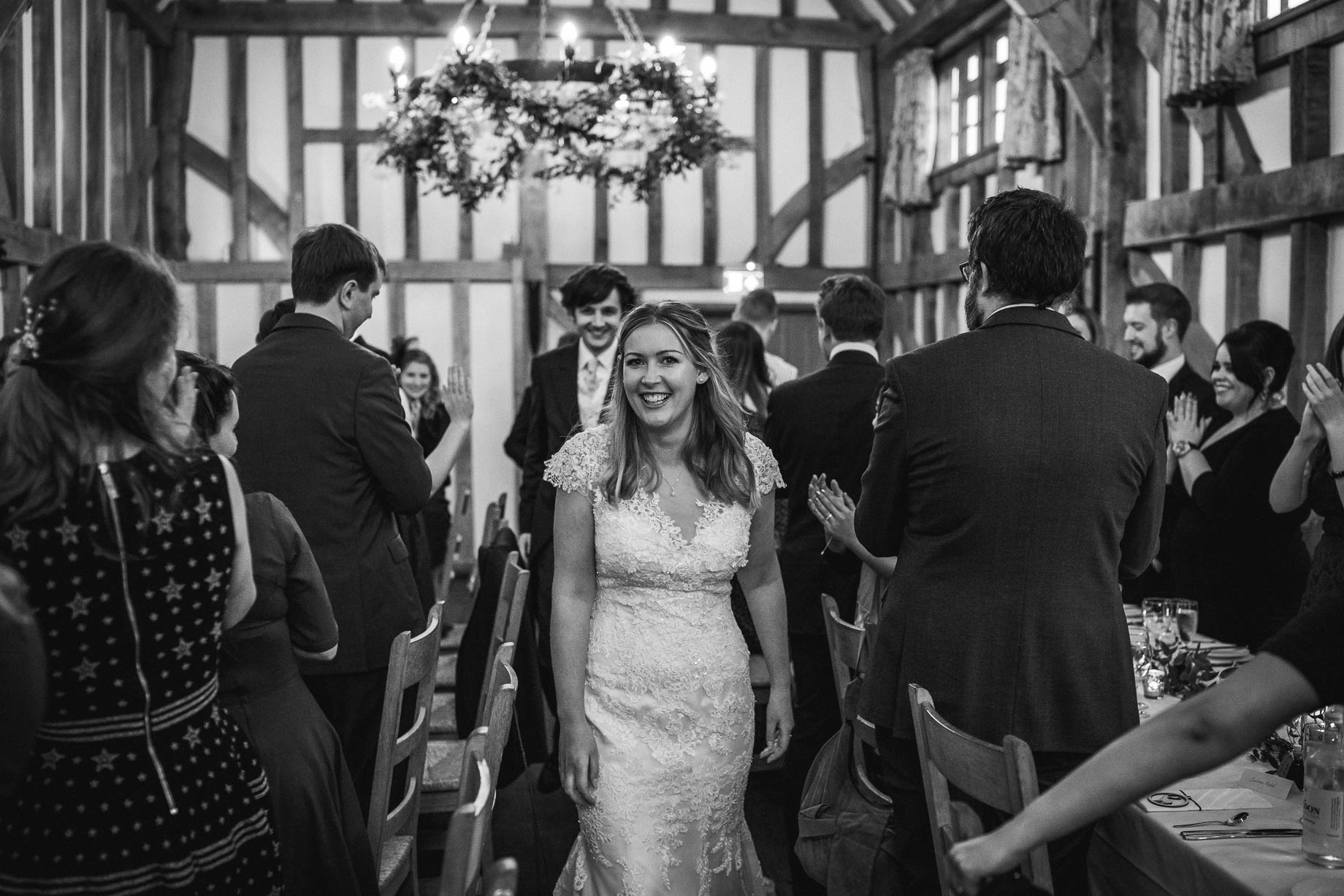 Gate Street Barn wedding photography - Susie + James