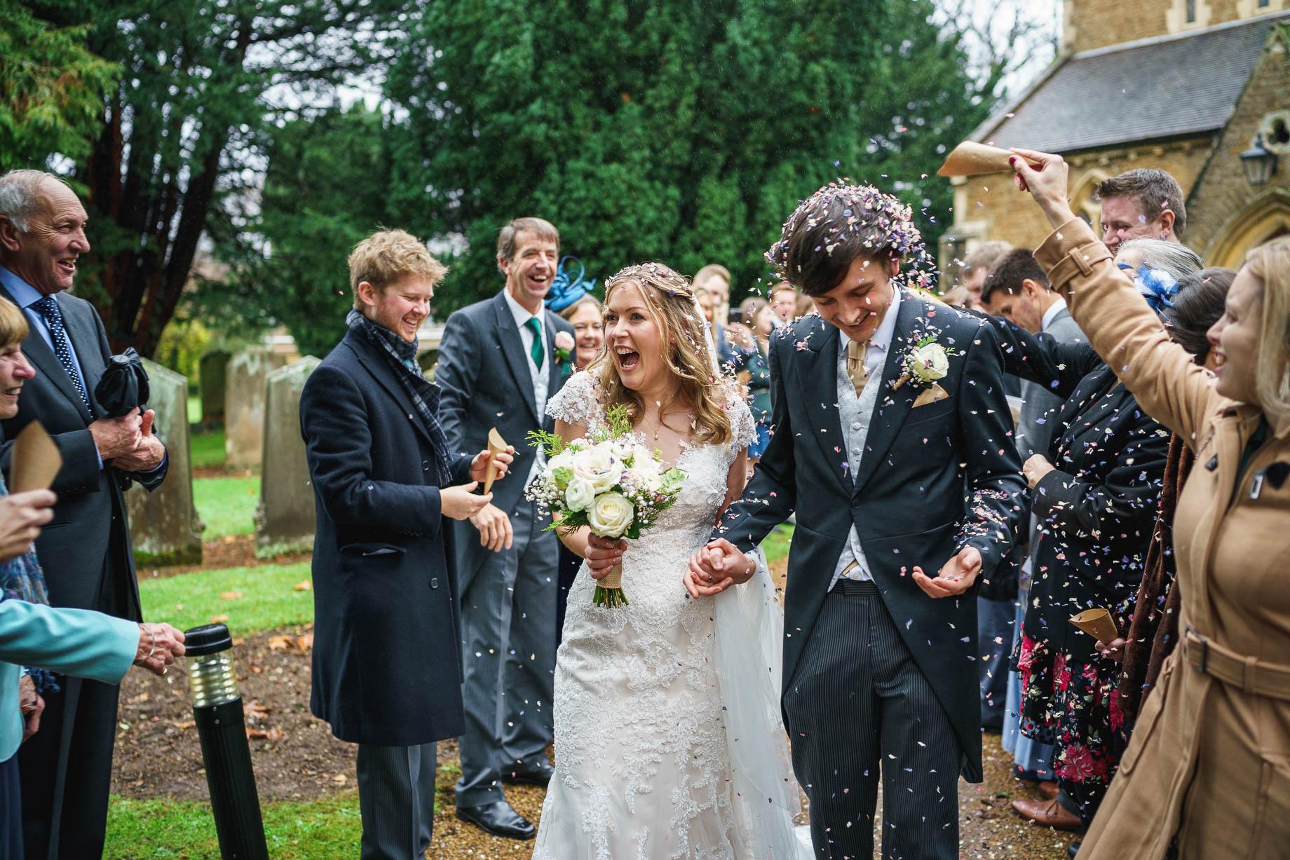 Gate Street Barn wedding photography - Susie + James