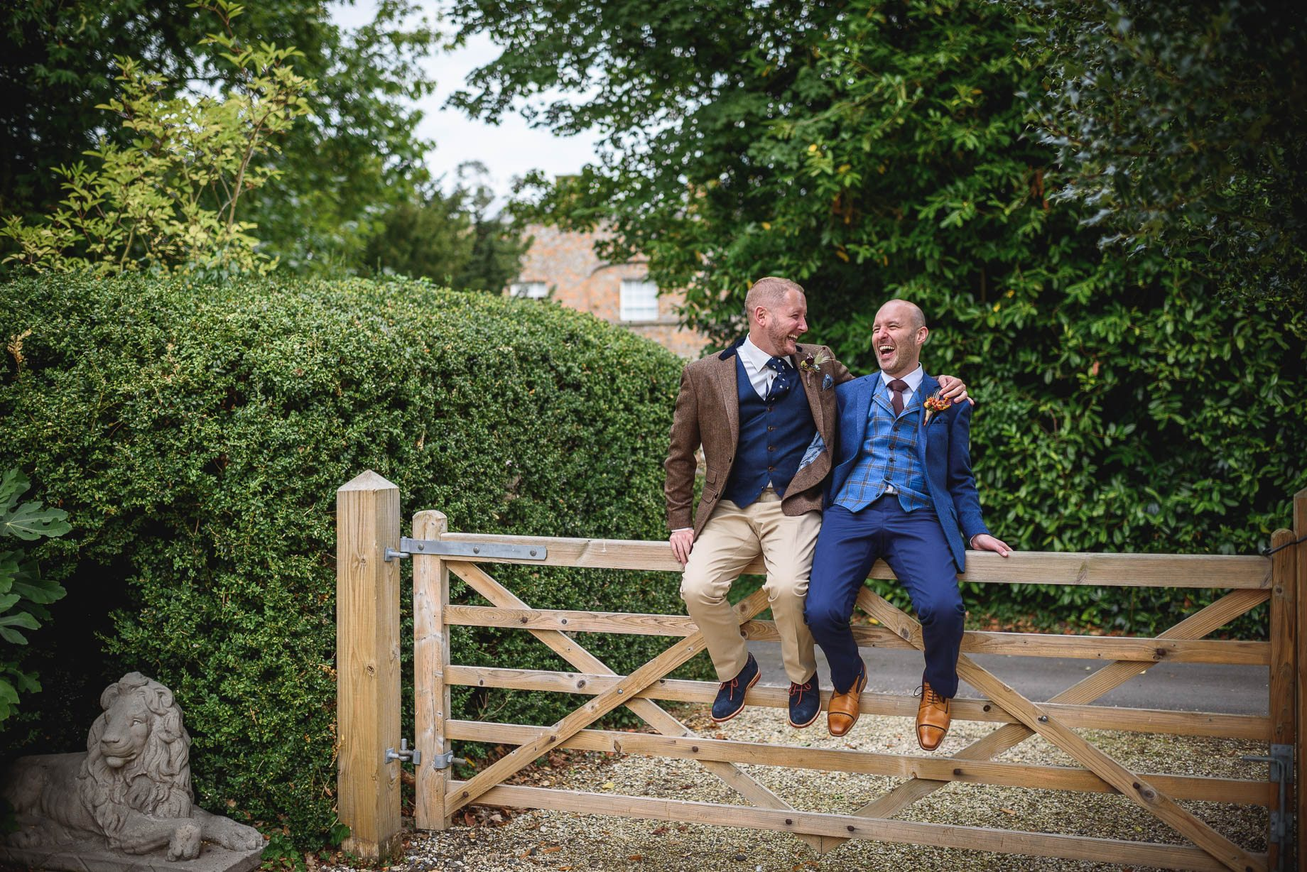 Gay wedding photography by Guy Collier Photography