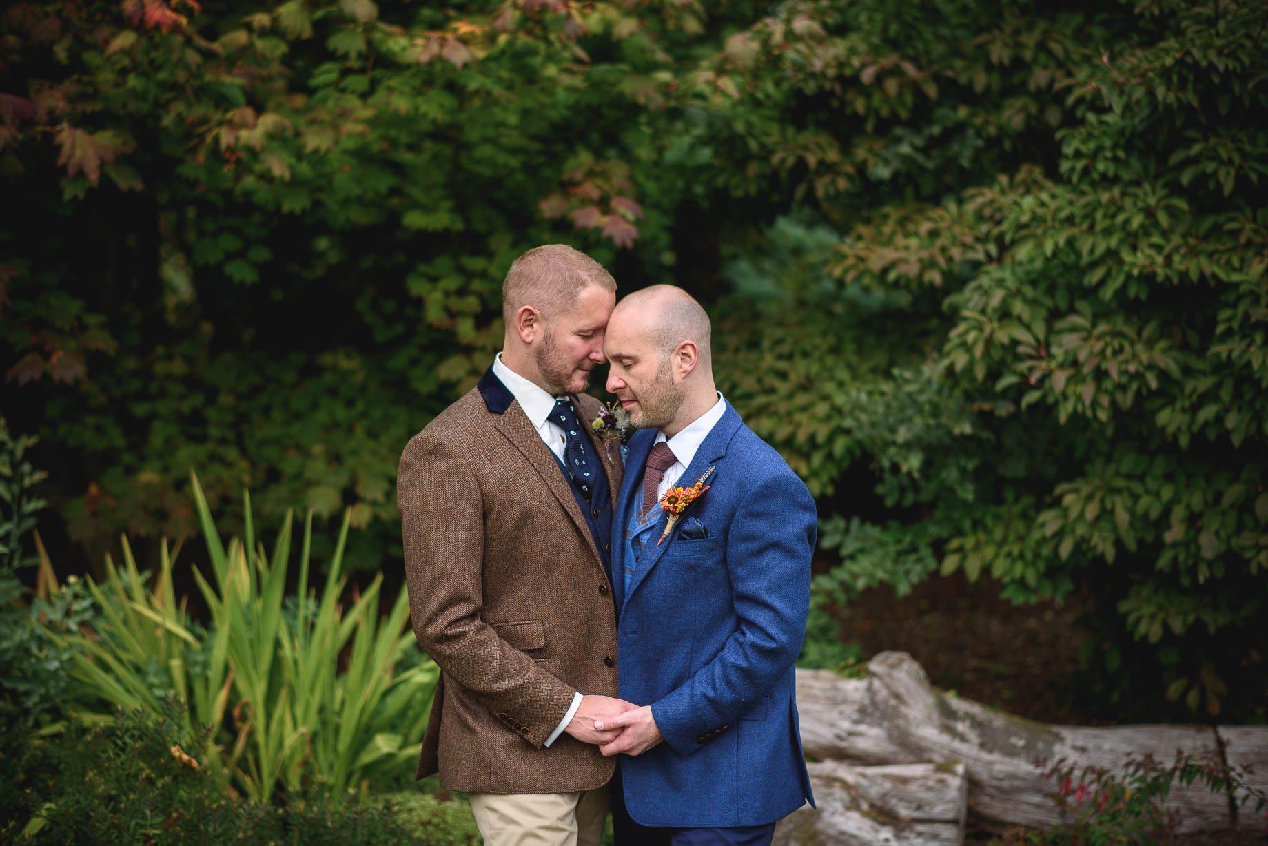 Wasing Park wedding photography - Ben + Stephen