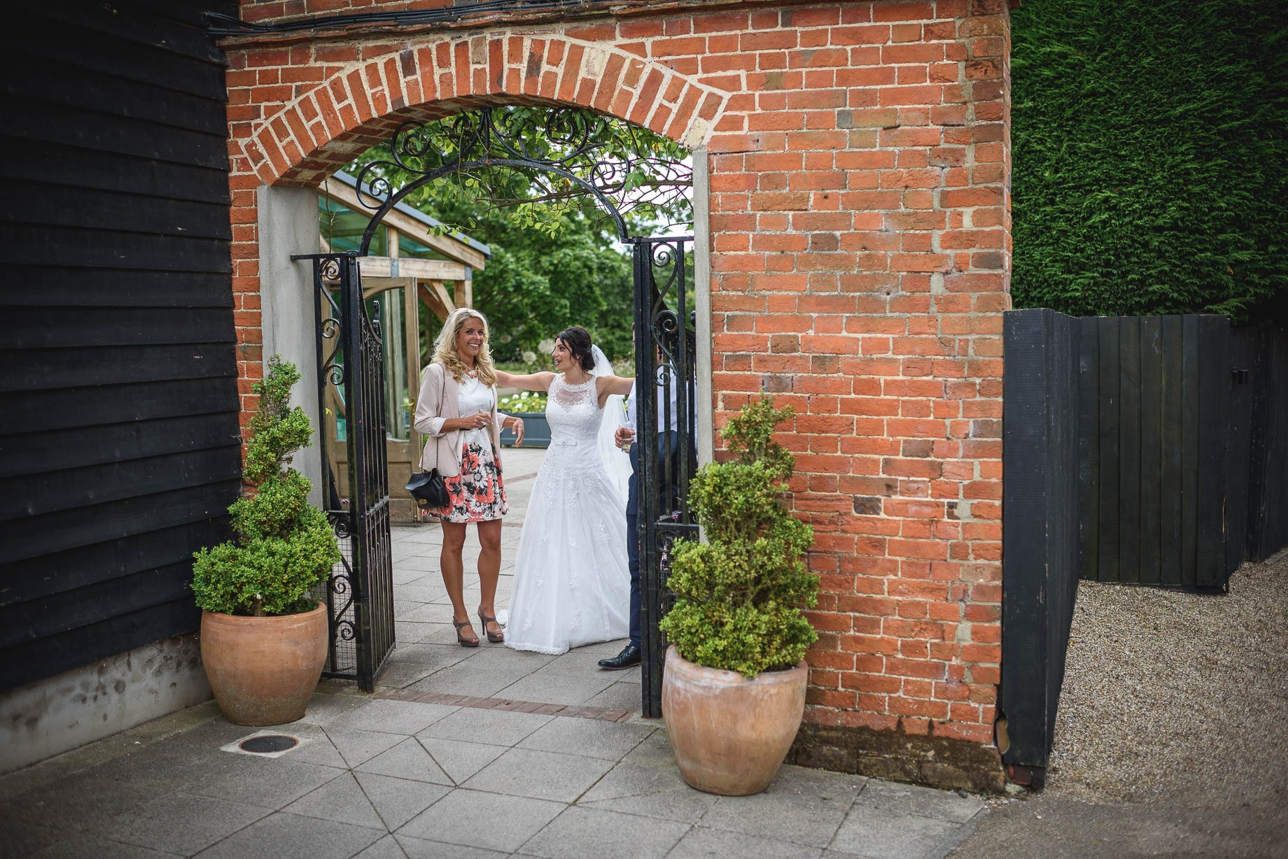 Gaynes Park wedding photography - Guy Collier Photography - Rachel and Jon (107 of 169)