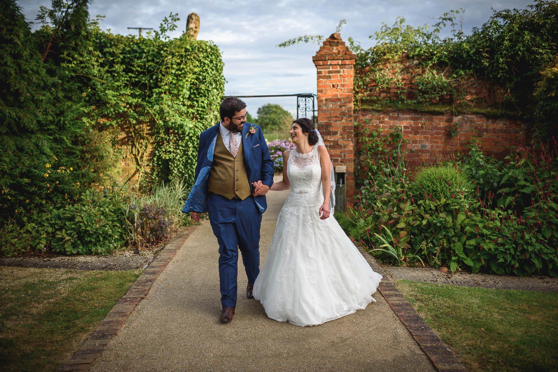 Gaynes Park wedding photography - Guy Collier Photography - Rachel and Jon
