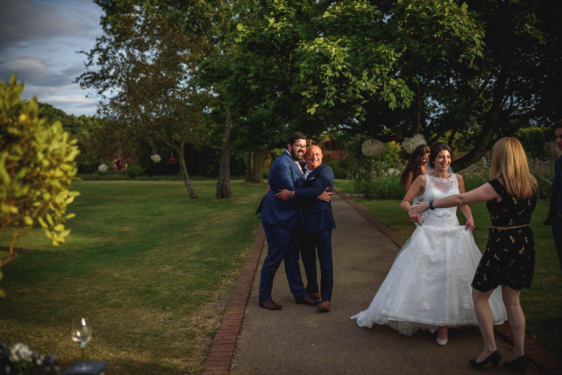 Gaynes Park wedding photography - Guy Collier Photography - Rachel and Jon (154 of 169)