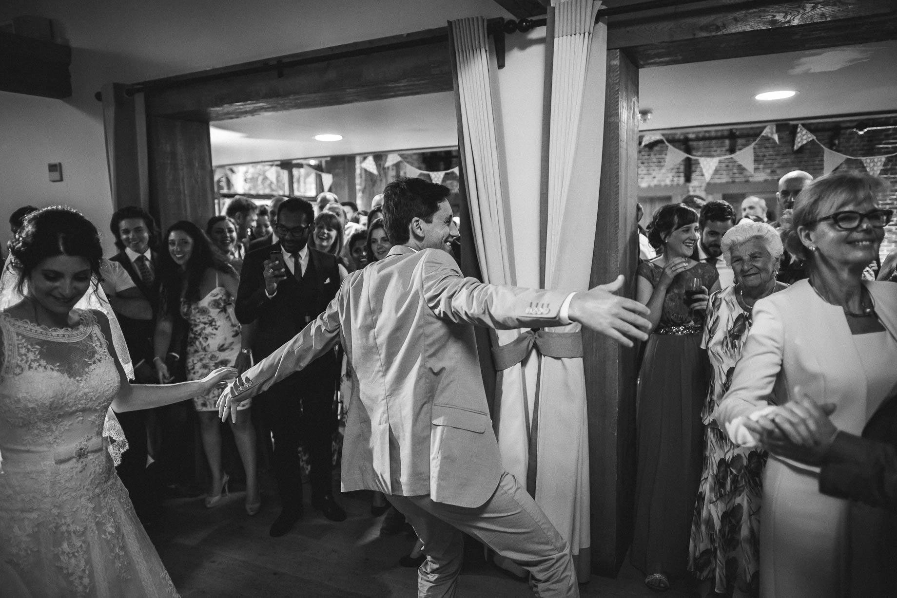 Gaynes Park wedding photography - Guy Collier Photography - Rachel and Jon (162 of 169)