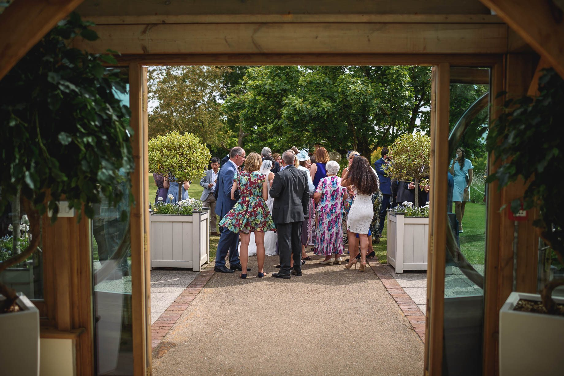 Gaynes Park wedding photography - Guy Collier Photography - Rachel and Jon (90 of 169)