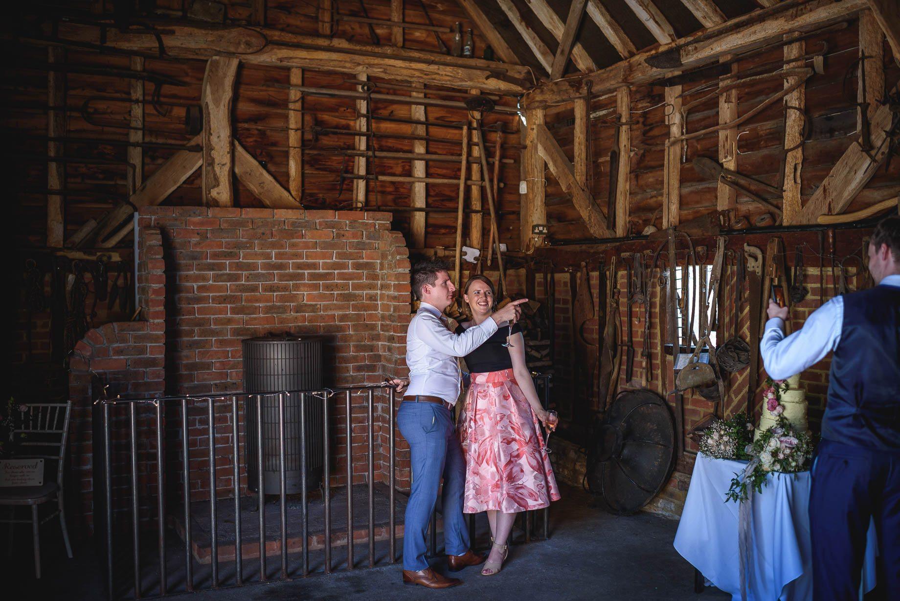 Gildings Barn wedding photography - Sarah and Steve (118 of 190)