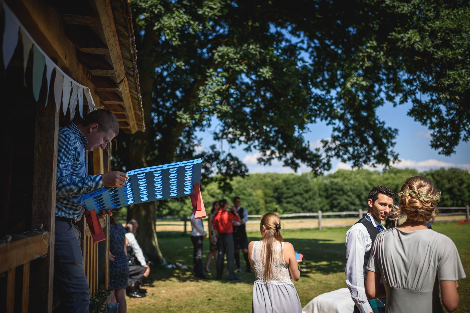 Gildings Barn wedding photography - Sarah and Steve (121 of 190)